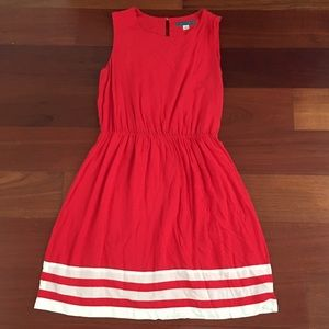 Pim + Larkin Red Dress